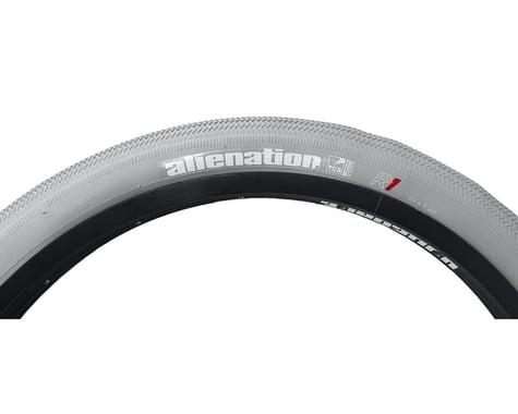 "Alienation TCS R1 Tubeless Tire (Grey) (20"") (1.6"")"