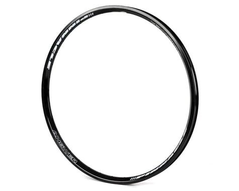 Answer Pinnacle Pro Rim (Black) (24 x 1.75)
