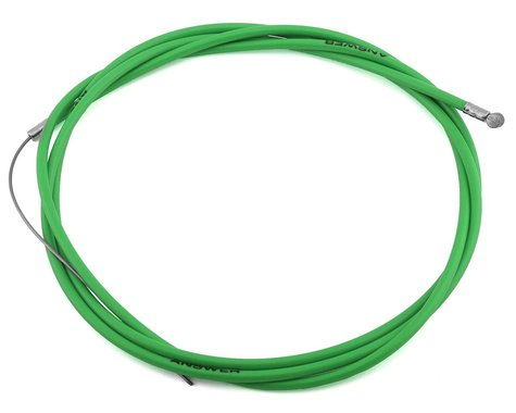 Answer Brake Cable Set (Green)