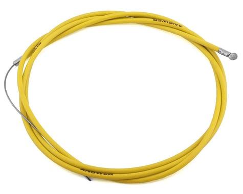 Answer Brake Cable Set (Yellow)