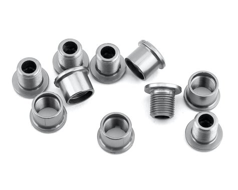 Answer Alloy Chain Ring Bolt Kit (Silver)