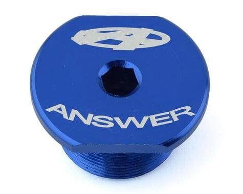 Answer Dagger Fork Bolt (Blue) (23 x 1mm)