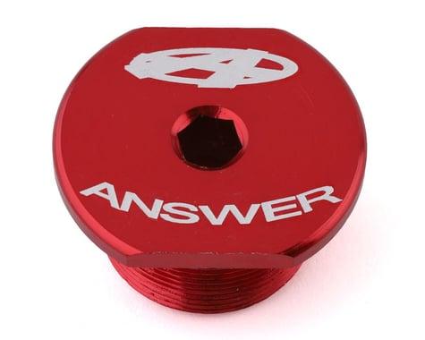 Answer Dagger Fork Bolt (Red) (23 x 1mm)