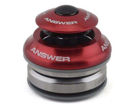 """Answer Integrated Headset (Red) (1"""")"""