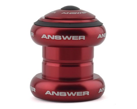 """Answer Standard Headset (Red) (1"""")"""
