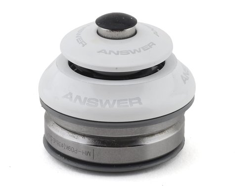"""Answer Integrated Headset (White) (1"""")"""