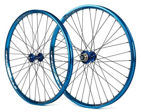 Answer Pro Pinnacle Wheelset (Blue) (24 x 1.75)