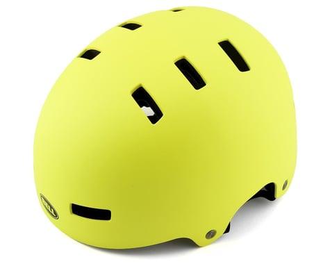 Bell Local BMX Helmet (Matte HiViz) (L)