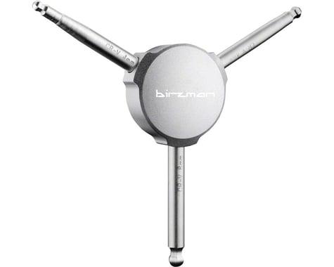 Birzman Y-Grip Hex Wrench Set (4/5/6mm) (Ball Point End)