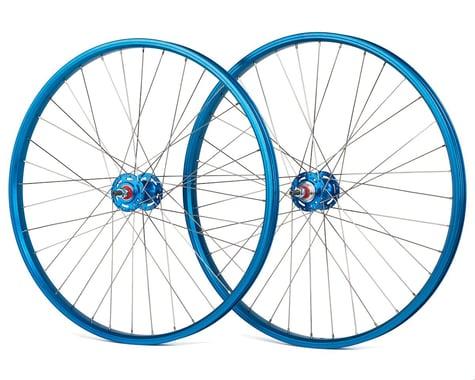 "Black Ops DW1.1 26"" Wheels (Blue/Silver/Blue) (26 x 1.75)"