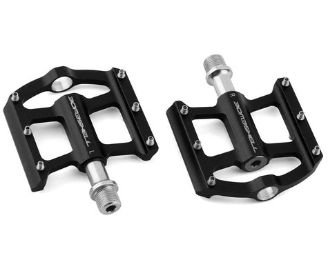 "Bombshell Mini Pump Pedals (Black) (9/16"") (Pair)"