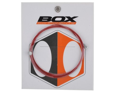 Box Nano Brake Cable (Red) (1800mm)