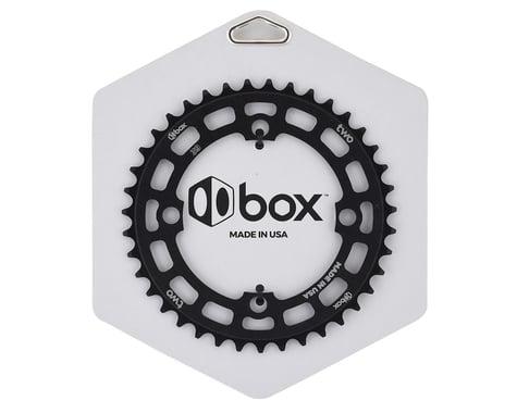 Box Two 4-Bolt Chainring (Black) (39T)
