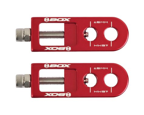 """Box One Chain Tensioners (Red) (3/8"""" (10mm))"""