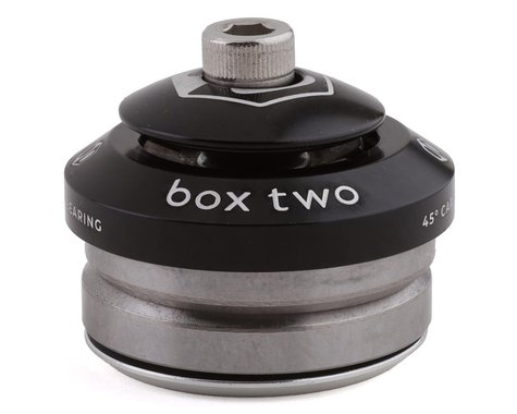"""Box Two Sealed Integrated Headset (Black) (1"""")"""