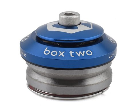 """Box Two Sealed Integrated Headset (Blue) (1-1/8"""")"""