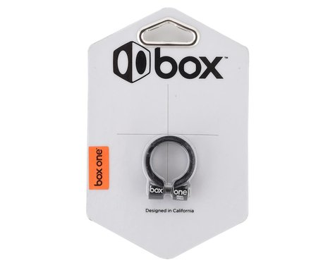Box One Fixed Seat Clamp (Black) (25.4mm)
