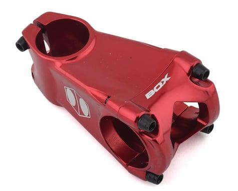 Box Cusp Stem (Red) (35mm Clamp) (65mm)