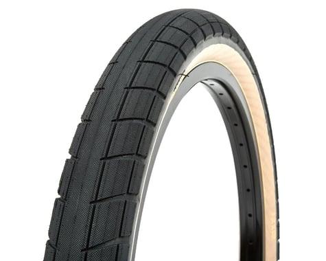 """BSD Donnasqueak Tire (Alex Donnachie) (Black/Tan) (20"""") (2.4"""")"""