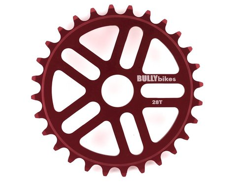 Bully Sprocket (Red) (28T)