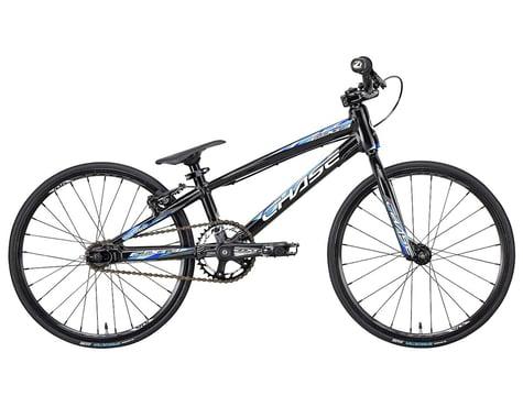 "CHASE 2021 Edge 18"" Micro BMX Bike (Black/Blue) (16.25"" Toptube)"