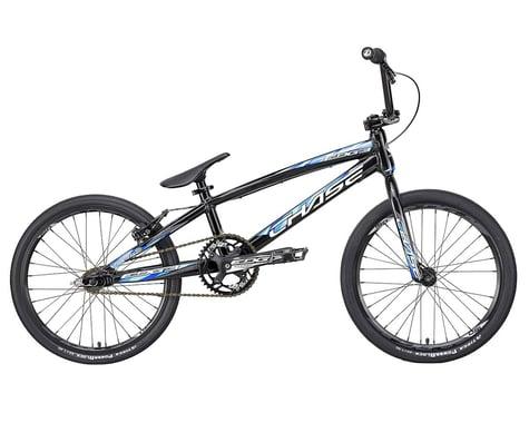 """CHASE 2021 Edge Expert XL BMX Bike (Black/Blue) (20"""" Toptube)"""