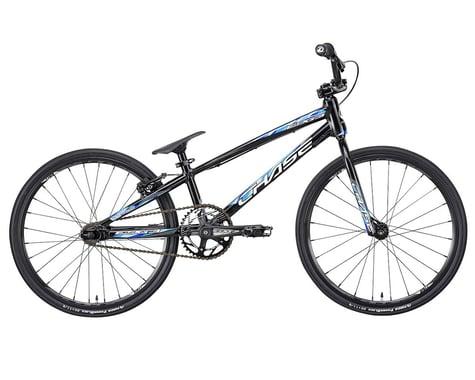 """CHASE 2021 Edge Junior BMX Bike (Black/Blue) (18.75"""" Toptube)"""