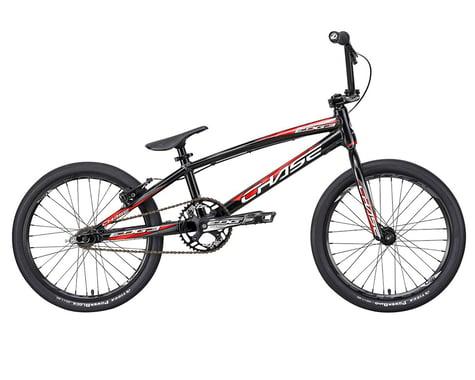 """CHASE 2021 Edge Pro BMX Bike (Black/Red) (20.5"""" Toptube)"""