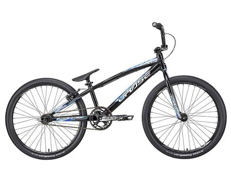 """CHASE 2021 Edge 24"""" Pro Cruiser BMX Bike (Black/Blue) (21.5"""" Toptube)"""
