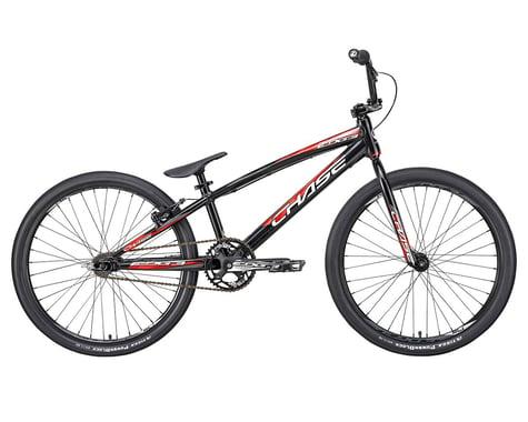 """CHASE 2021 Edge 24"""" Pro Cruiser BMX Bike (Black/Red) (21.5"""" Toptube)"""