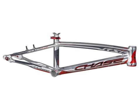 CHASE RSP4.0 Race Bike Frame (Polish/Red) (Expert XL)
