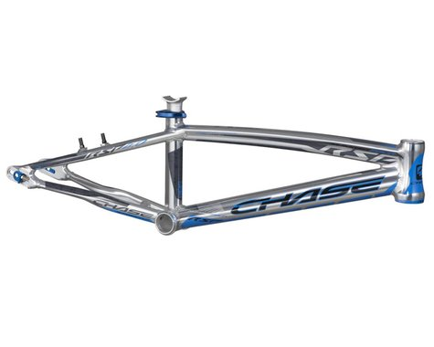 "CHASE RSP4.0 24"" Cruiser Bike Frame (Blue) (Pro)"