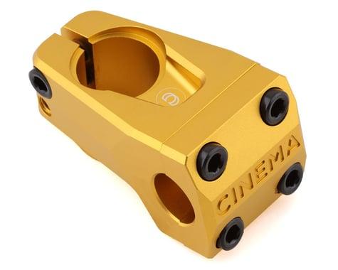 Cinema Projector Stem (Sandblast Gold) (50mm)