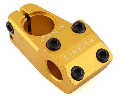 Cinema Martinez Stem (Sandblast Gold) (48mm)