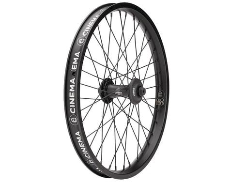 Cinema FX 888 Front Wheel (Matte Black) (20 x 1.75)
