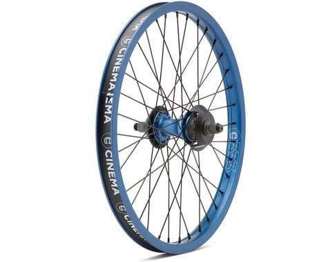 Cinema ZX Cassette Wheel (Blue) (20 x 1.75)