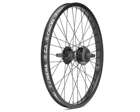 Cinema ZX Freecoaster Wheel (Right Hand Drive) (Black) (20 x 1.75)
