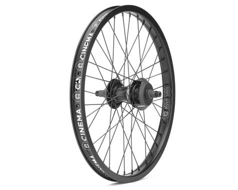 Cinema ZX Freecoaster Wheel (Left Hand Drive) (Black) (20 x 1.75)