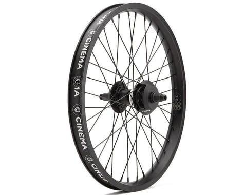 Cinema FX2 888 Freecoaster Wheel (RHD) (Black) (20 x 1.75)