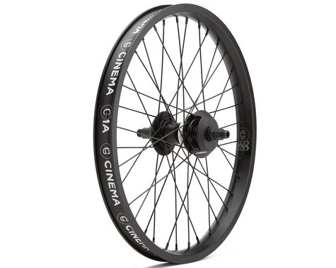 Cinema FX2 888 Freecoaster Wheel (LHD) (Black) (20 x 1.75)
