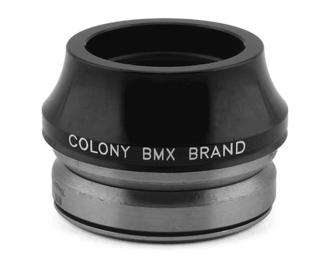 """Colony Tall Integrated Headset (Black) (1-1/8"""")"""