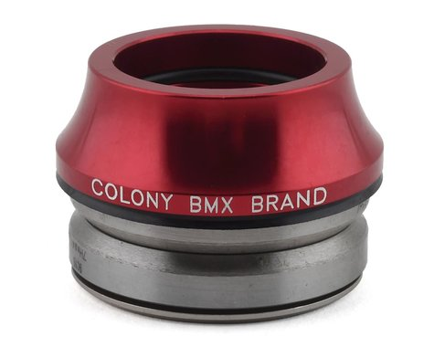 """Colony Tall Integrated Headset (Red) (1-1/8"""")"""
