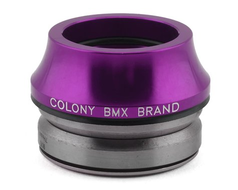"""Colony Tall Integrated Headset (Purple) (1-1/8"""")"""