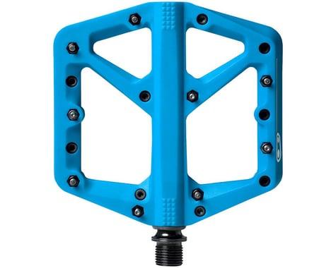 Crankbrothers Stamp 1 Platform Pedals (Blue) (Pair) (L)