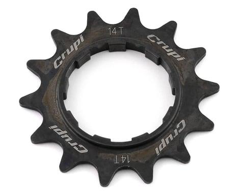 Crupi Chromoly Cassette Cog (Chrome) (14T)