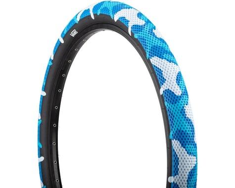 """Cult Vans Tire (Blue Camo/Black) (14"""") (2.2"""")"""