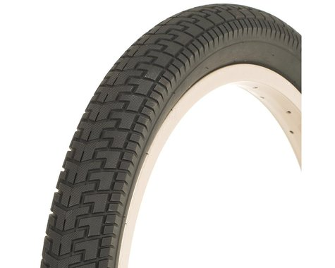 "Demolition Machete Tire (Black) (20"") (2.4"")"