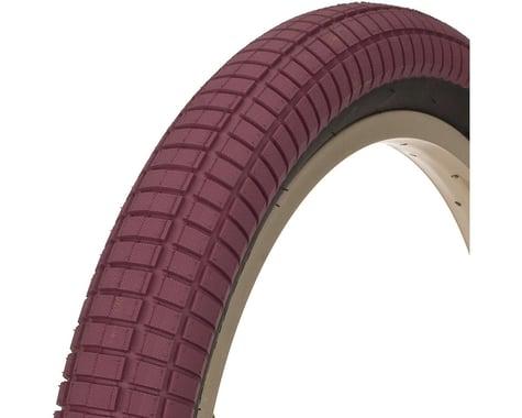 "Demolition Hammerhead-T Tire (Mike Clark) (Maroon/Black) (20"") (2.4"")"