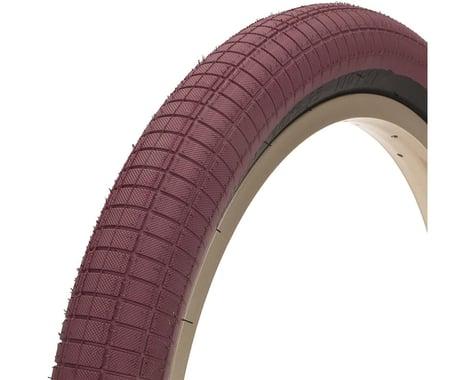 "Demolition Hammerhead-S Tire (Mike Clark) (Maroon/Black) (20"") (2.25"")"