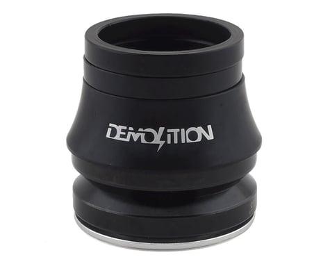 """Demolition V2 Integrated Headset (Flat Black) (15mm) (1-1/8"""")"""
